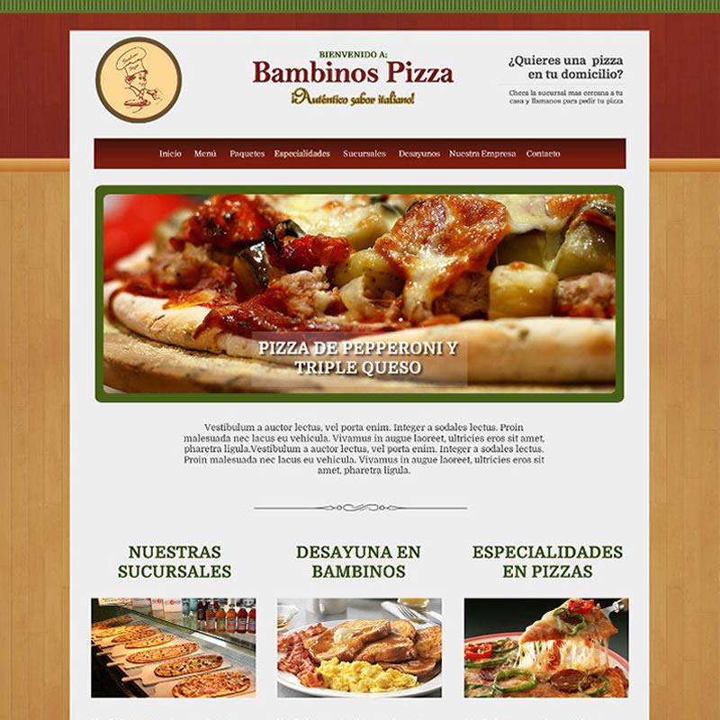 Bambinos Pizza #2
