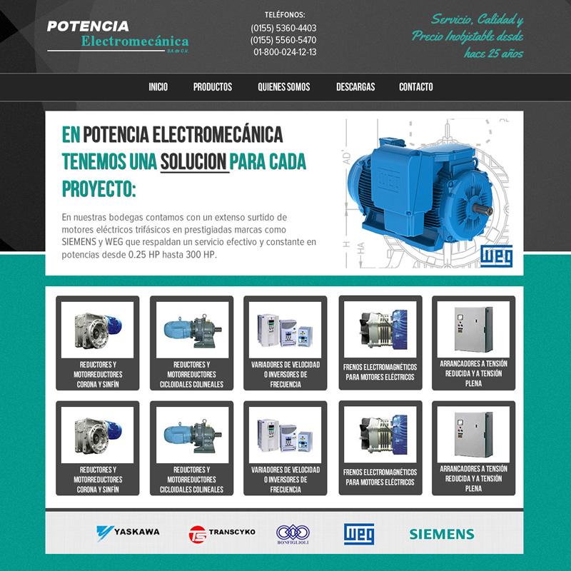Potencia Electromecánica