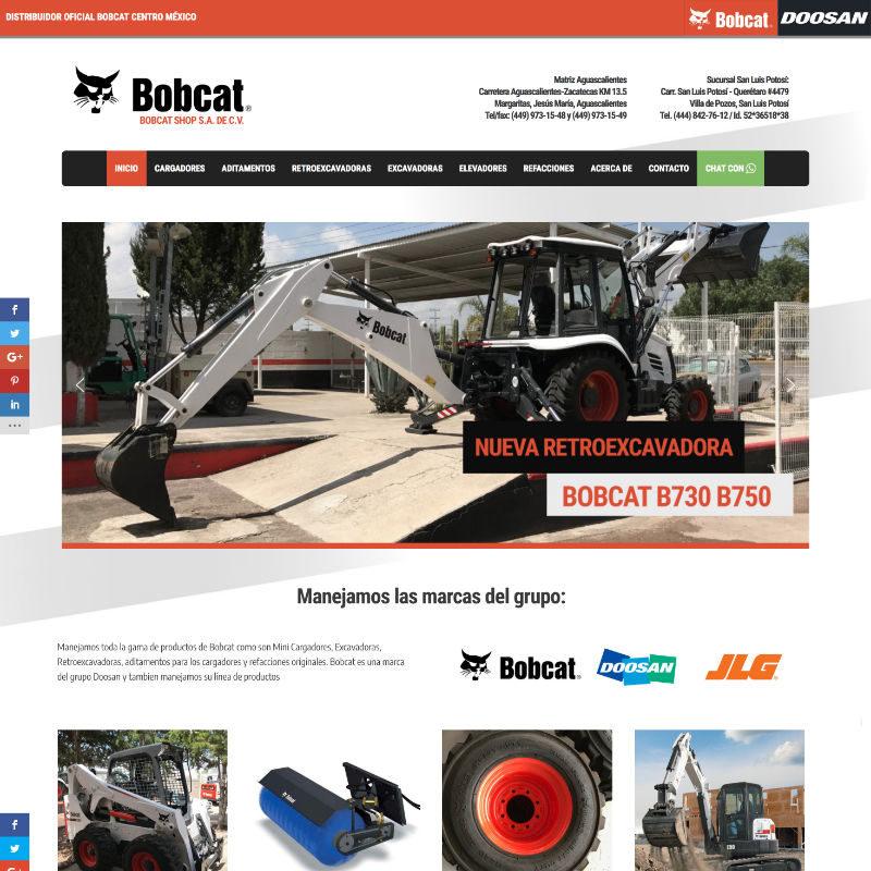 Bobcat Centro
